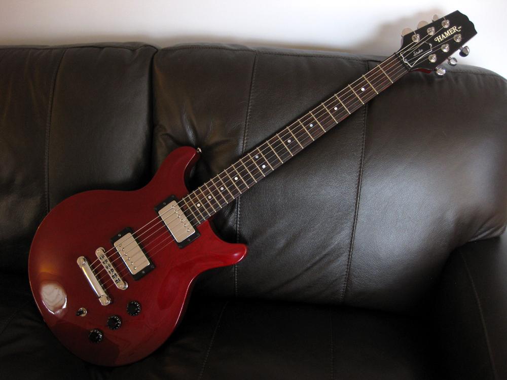 Hamer guitar key generator