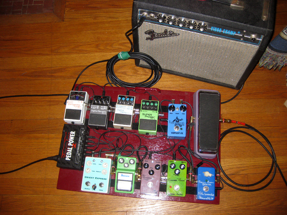 cheap pedal board concept harmony central. Black Bedroom Furniture Sets. Home Design Ideas
